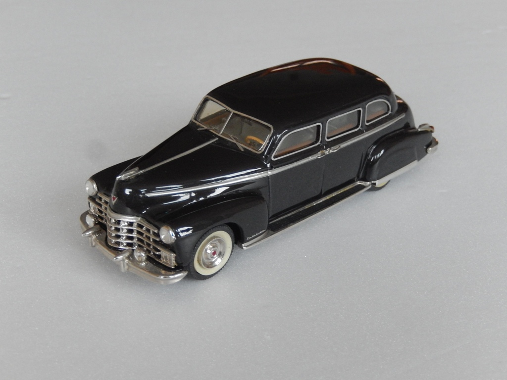 Conquest studio : 1947 Cadillac Fleetwood 75
